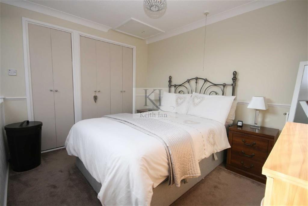 Mezzanine Bedroom As