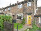 Terraced house in Jessel Drive, Loughton