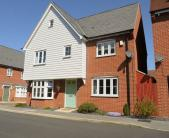 Detached house in Petronel Road, Aylesbury
