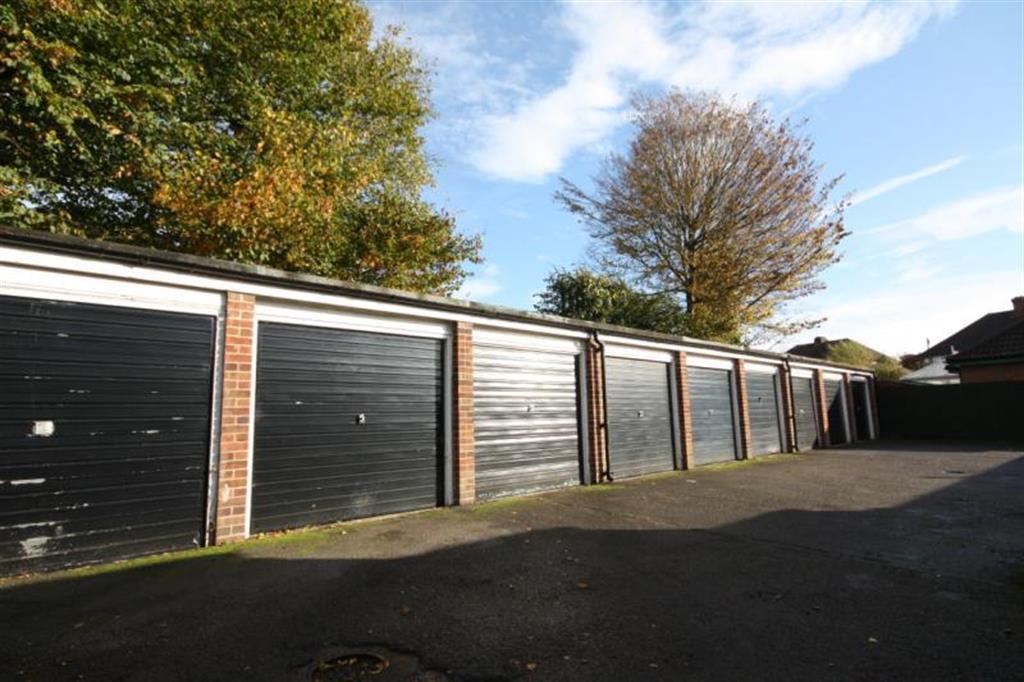 Garage In Block