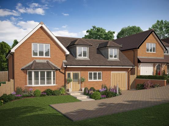 Plot 1 - Woodview