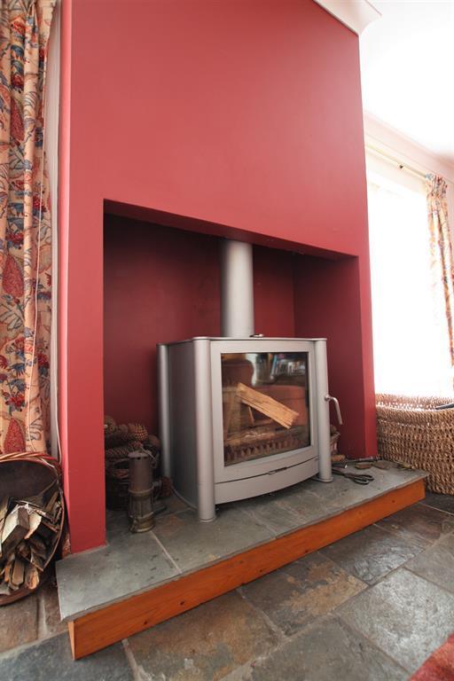 Feature Wood Burner