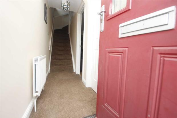 Door To Entrance