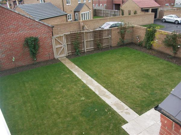 Outside - Rear Garden