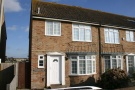 3 bed End of Terrace house in Cricketfield Court...
