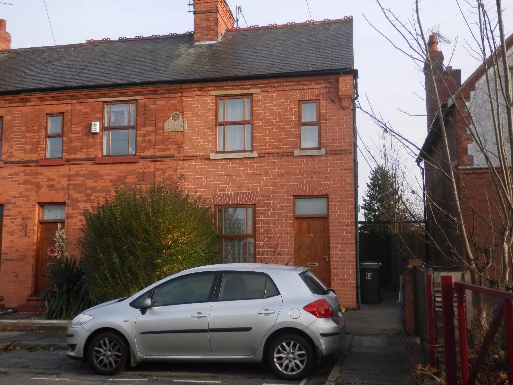 2 bedroom end of terrace house for sale in bridge avenue