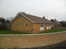 Detached Bungalow to rent in Church Gardens, West Row
