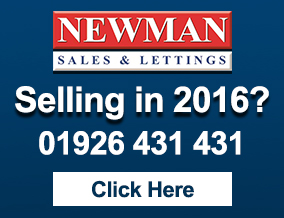 Get brand editions for Newman Estate Agents, Leamington Spa