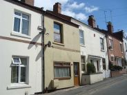 Terraced home for sale in Park Road, Kenilworth