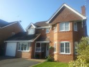 4 bed Detached home in Holly Drive...
