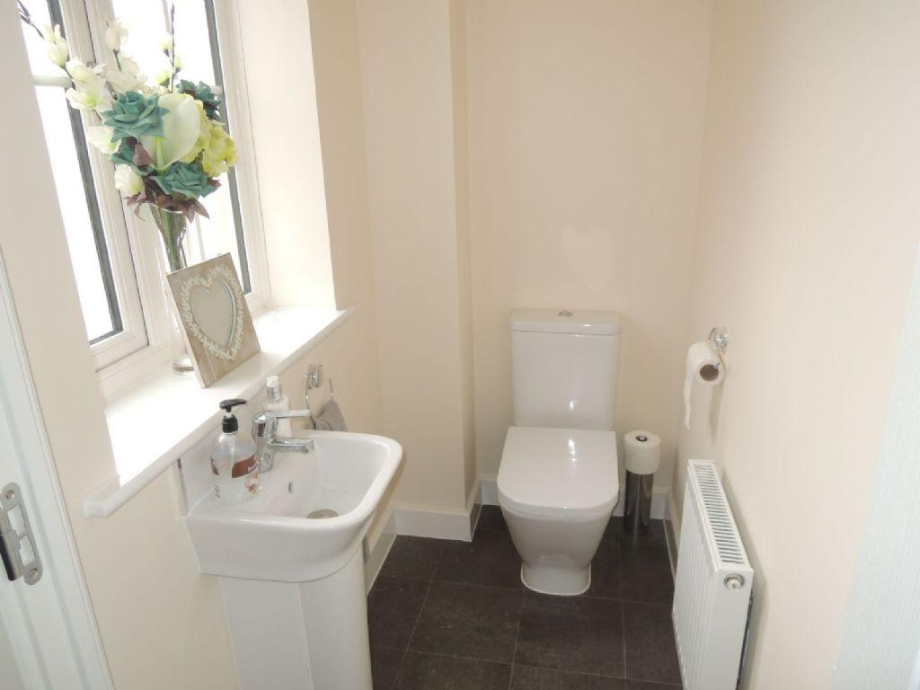 GROUND FLOOR CLOAKROOM