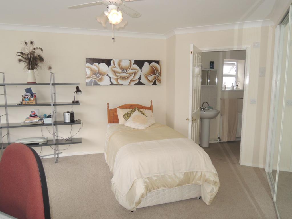GROUND FLOOR BEDROOM FOUR (Irregular Shape)