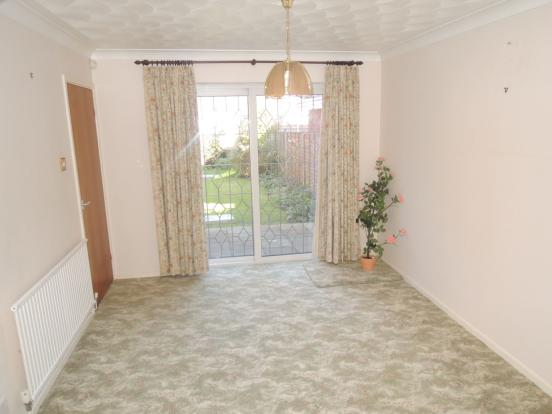 From Entrance Hall door to DINING ROOM