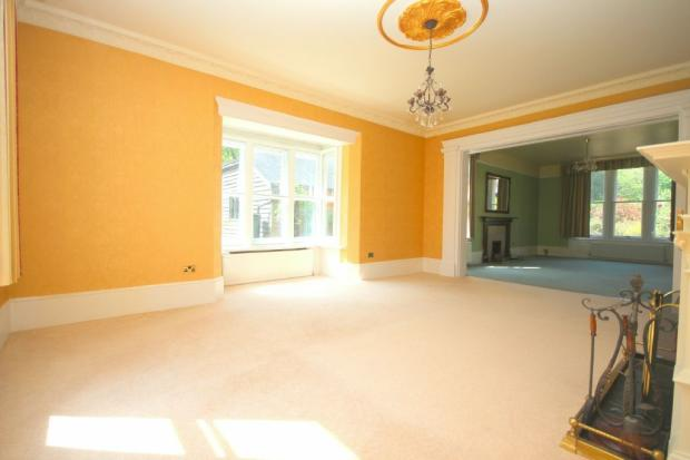Drawing Room to Sitting Room