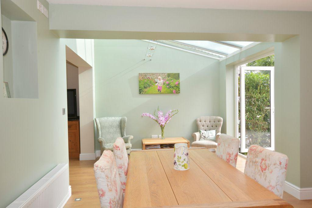 Orangery Style Family Room