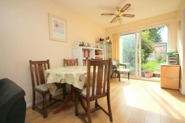 Living/Dining Room - view 2
