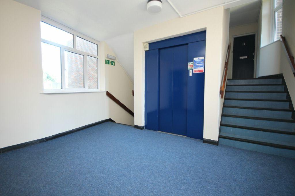 Communal Entrance Foyer