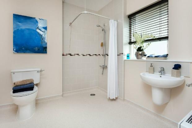 Show flat Bathroom