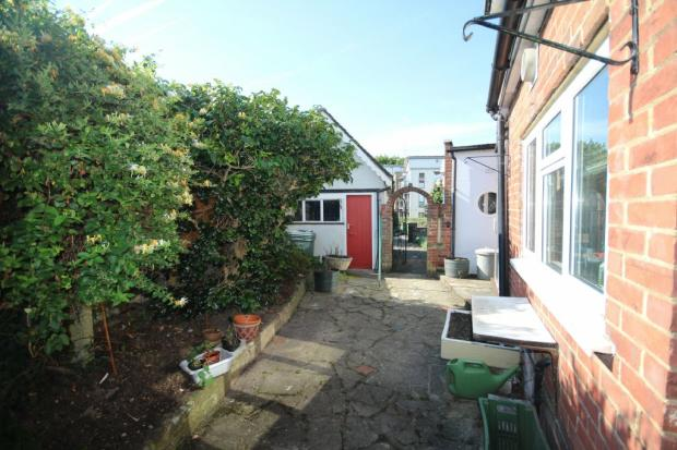 Courtyard - view 2