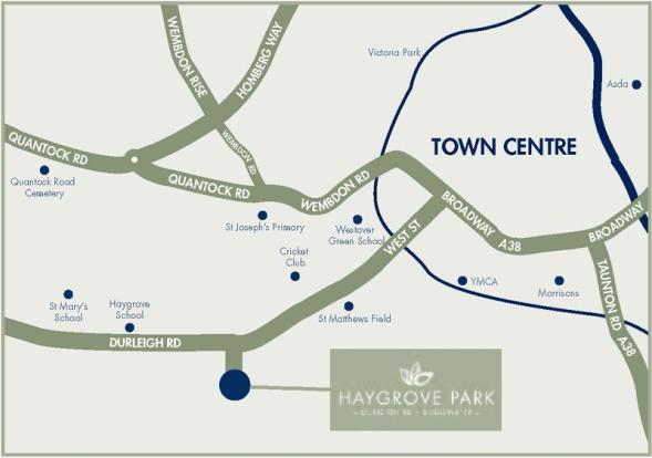 Haygrove Park ...