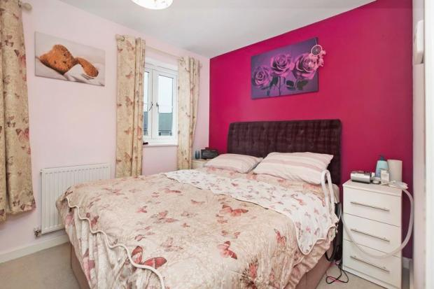 2 Bedroom End Of Terrace House For Sale In Lilliana Way Wilstock Village Bridgwater Ta5