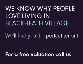 Get brand editions for Felicity J Lord, Blackheath Village Lettings