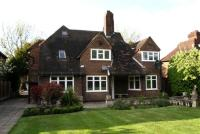 Detached property for sale in Risebridge Road