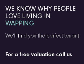 Get brand editions for Felicity J Lord, Wapping Wall Lettings