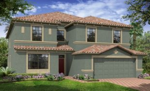 6 bed new house in Florida, Polk County...