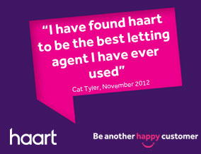 Get brand editions for haart, Weston Super Mare - Lettings