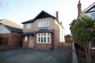 4 bed Detached house in Crewe Road, Wistaston...