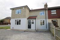 semi detached home in Balfour Road, Chatham
