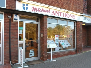 Michael Anthony, Tringbranch details