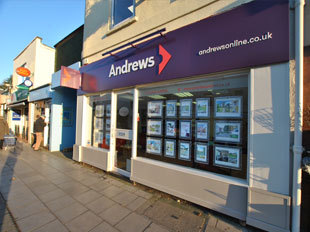 Andrews Estate Agents, Leckhamptonbranch details