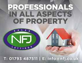 Get brand editions for NFJ Sales and Lettings, Swindon