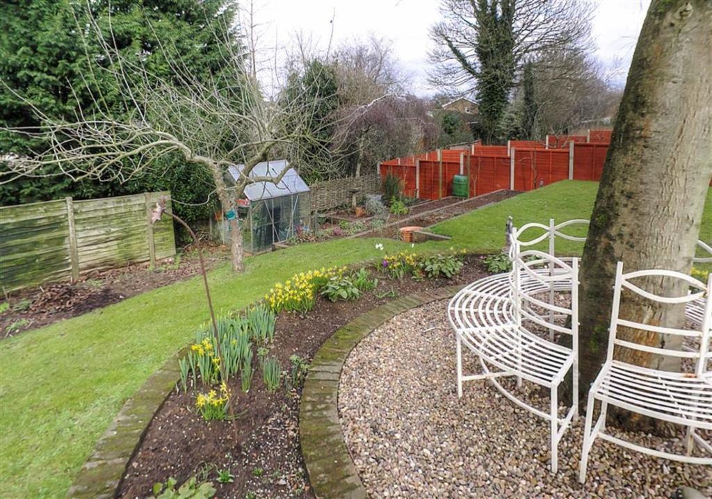 Additional Garden Ph