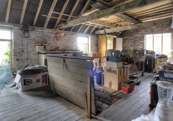 Garage Second Floor