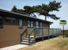 Lodge in Beach View Holiday Park for sale