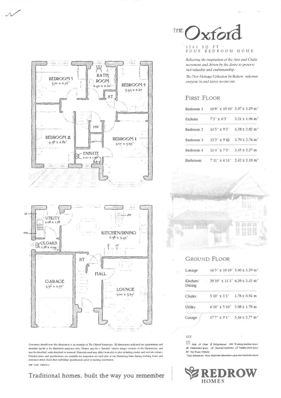 4 bedroom detached house for sale in harold avenue hailsham bn27