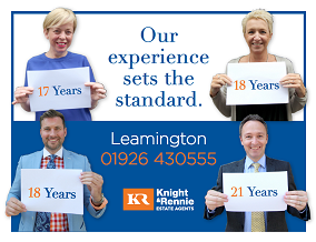 Get brand editions for Knight & Rennie, Leamington Spa