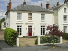 Detached home in Leam Terrace...