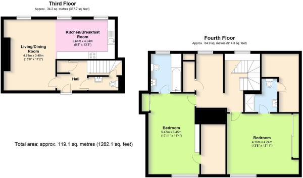 8 Newbold House 23 N