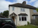 Chilbridge Road semi detached house to rent