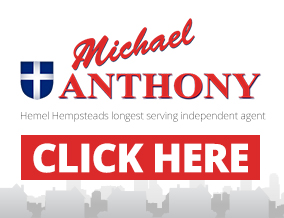 Get brand editions for Michael Anthony, Hemel Hempstead