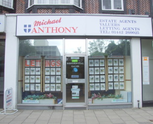 Michael Anthony, Hemel Hempstead branch details