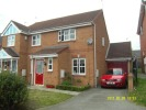 3 bed semi detached home in Impey Close...