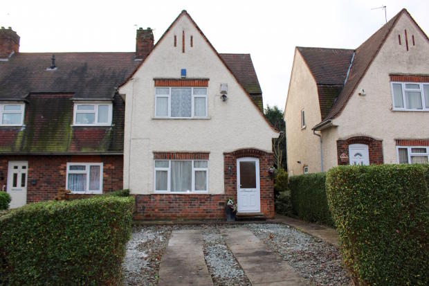 2 bedroom end of terrace house for sale in dennis avenue