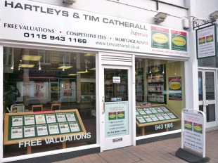 Hartleys & Tim Catherall Homes, Beestonbranch details