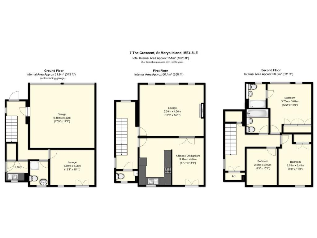 Floorplan 7 The Cres