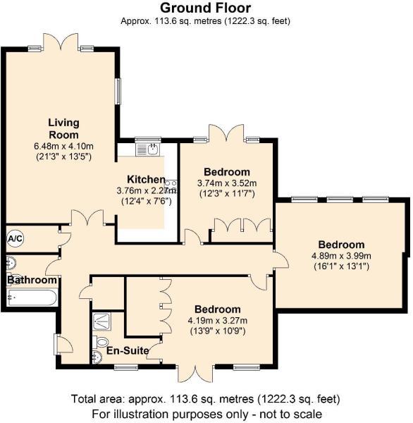 16 Rivermead - Floor